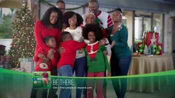 Depend FIT-FLEX TV Spot, 'Perfect Holiday Photo' - Thumbnail 6