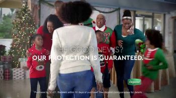 Depend FIT-FLEX TV Spot, 'Perfect Holiday Photo'