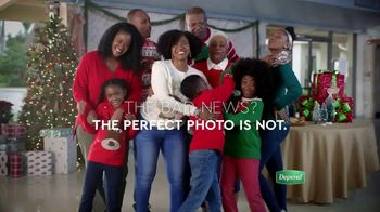 Depend FIT-FLEX TV Spot, 'Perfect Holiday Photo' - Thumbnail 3