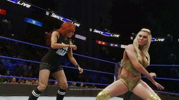 WWE 2K20 TV Spot, 'Ballroom Brawl: Holiday Savings' Featuring Hulk Hogan, Steve Austin, Roman Reigns - Thumbnail 5