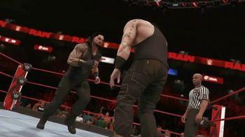 WWE 2K20 TV Spot, 'Ballroom Brawl: Holiday Savings' Featuring Hulk Hogan, Steve Austin, Roman Reigns - Thumbnail 7