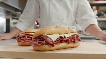 Arby's 2 for $6 French Dip TV Spot, 'Backup Sandwich' Song by YOGI - Thumbnail 8