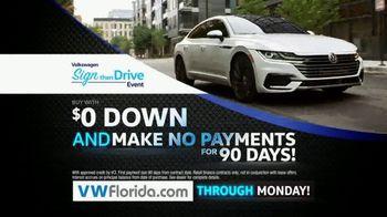 Volkswagen Black Friday Clearance TV Spot, 'Holiday Shopping Season' [T2] - Thumbnail 2