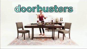 Ashley HomeStore Black Friday TV Spot, 'Doorbusters Won't Last' Song by Midnight Riot - Thumbnail 3