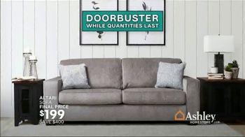Ashley HomeStore Black Friday TV Spot, 'Doorbusters Won't Last' Song by Midnight Riot - Thumbnail 4