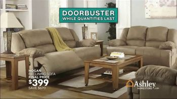 Ashley HomeStore Black Friday TV Spot, 'Doorbusters Won't Last' Song by Midnight Riot - Thumbnail 5
