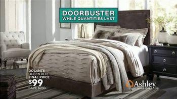 Ashley HomeStore Black Friday TV Spot, 'Doorbusters Won't Last' Song by Midnight Riot - Thumbnail 6