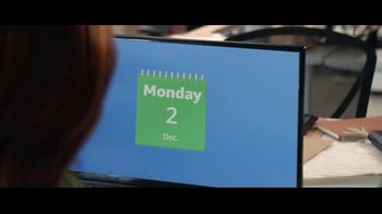 Amazon Cyber Monday Sale TV Spot, 'New Deals All Day' - Thumbnail 3
