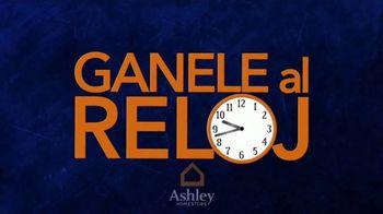 Ashley HomeStore Venta Gánale al Reloj TV Spot, 'Compre más temprano' [Spanish] - Thumbnail 2