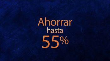 Ashley HomeStore Venta Gánale al Reloj TV Spot, 'Compre más temprano' [Spanish] - Thumbnail 7