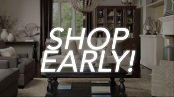 Ashley HomeStore Beat the Clock Sale TV Spot, 'The Earlier You Shop: 55 Percent Off' - Thumbnail 5