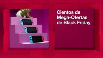 Target TV Spot, 'Black Friday: ahorra en electrónicos y más' canción de Danna Paola [Spanish] - 109 commercial airings