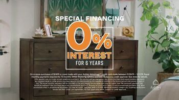 Ashley HomeStore Black Friday TV Spot, '25 Percent Off and Special Financing' - Thumbnail 6