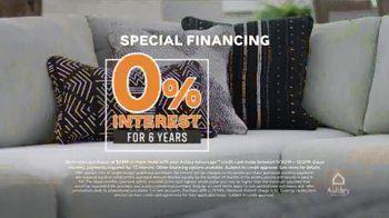 Ashley HomeStore Black Friday TV Spot, '25 Percent Off and Special Financing' - Thumbnail 7