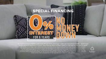 Ashley HomeStore Black Friday TV Spot, '25 Percent Off and Special Financing' - Thumbnail 8
