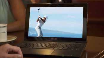 NBC Sports Gold PGA Tour Live TV Spot, 'No Better Way' - Thumbnail 1