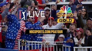 NBC Sports Gold PGA Tour Live TV Spot, 'No Better Way' - Thumbnail 9