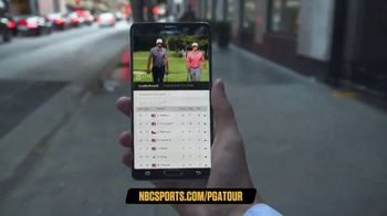 NBC Sports Gold PGA Tour Live TV Spot, 'No Better Way'