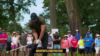 NBC Sports Gold PGA Tour Live TV Spot, 'No Better Way' - Thumbnail 4