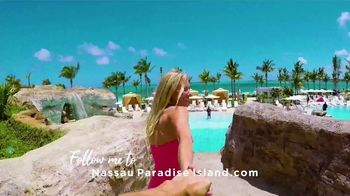 Nassau Paradise Island TV Spot, 'Follow Me to More'