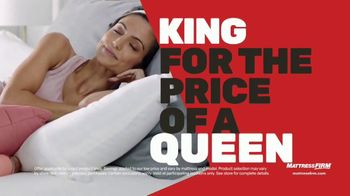 Mattress Firm Best Deal of the Season TV Spot, 'Save up to $600 + Free Adjustable Base'