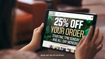 Dick's Sporting Goods Cyber Monday Sale TV Spot, 'Nike, Adidas and More'
