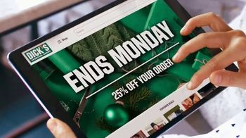 Dick's Sporting Goods Cyber Monday Sale TV Spot, 'Nike, Adidas and More' - Thumbnail 7