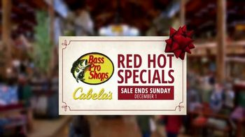 Bass Pro Shops Red Hot Specials TV Spot, 'Hoodies, Socks and Gift Cards' - Thumbnail 1