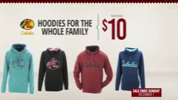 Bass Pro Shops Red Hot Specials TV Spot, 'Hoodies, Socks and Gift Cards' - Thumbnail 7