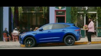 Unwrap a Jaguar Sales Event TV Spot, '2019 E-PACE: Maurice and Kenesha' [T2] - 2615 commercial airings