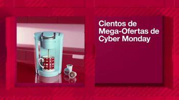 Target TV Spot, 'Cyber Monday: mega-ofertas' canción de Danna Paola [Spanish]
