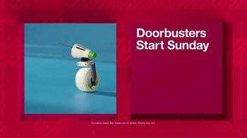 Target Cyber Monday TV Spot, 'Hundreds of Doorbusters' Song by Sam Smith - 1070 commercial airings