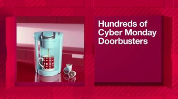 Target Cyber Monday TV Spot, 'Hundreds of Doorbusters' Song by Sam Smith - Thumbnail 2