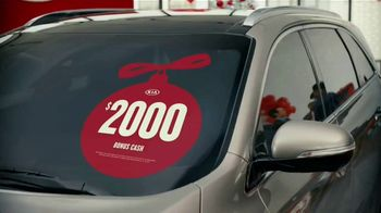 Kia Holiday Sticker Sales Event TV Spot, 'Look for a Sticker' [T2]