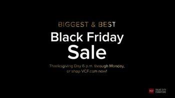 Value City Furniture Black Friday Sale TV Spot, 'Biggest & Best: Dream Mattresses' - Thumbnail 2