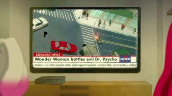 DC Universe TV Spot, 'Harley Quinn' - Thumbnail 4