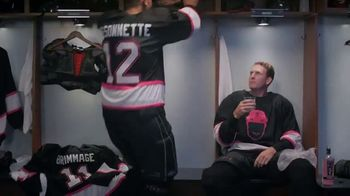 New Amsterdam The Pink Whitney TV Spot, 'Locker Room' Featuring Ryan Whitney, Paul Bissonnette