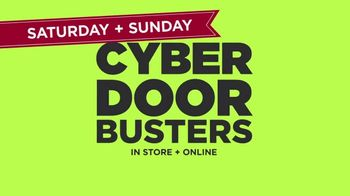 Kohl's Cyber Doorbusters TV Spot, 'Extra 20 Percent Off: Levi's, Toys, Games & Fitbits' - Thumbnail 2