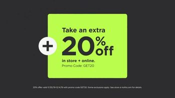 Kohl's Cyber Doorbusters TV Spot, 'Extra 20 Percent Off: Levi's, Toys, Games & Fitbits' - Thumbnail 3