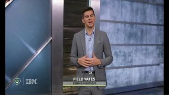 ESPN Fantasy Games TV Spot, 'Hometown Team' Featuring Field Yates - Thumbnail 2