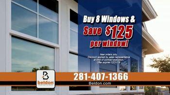 Beldon Windows Buy More, Save More Sale TV Spot, 'Winning Match'