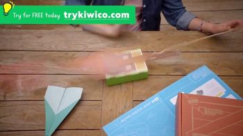 KiwiCo TV Spot, 'Fun & Convenient Learning'