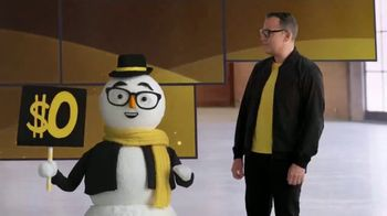 Sprint Holiday Deals TV Spot, 'Snowman Paul: Samsung Galaxy S10' - 1448 commercial airings