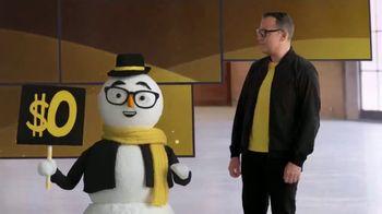 Sprint Holiday Deals TV Spot, 'Snowman Paul: Samsung Galaxy S10'