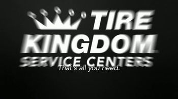 Tire Kingdom Black Friday Savings TV Spot, 'Extended: Buy Two Tires, Get Two Free' - Thumbnail 10