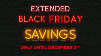 Tire Kingdom Black Friday Savings TV Spot, 'Extended: Buy Two Tires, Get Two Free'