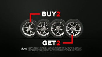 Tire Kingdom Black Friday Savings TV Spot, 'Extended: Buy Two Tires, Get Two Free' - Thumbnail 5