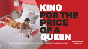 Mattress Firm Black Friday Sale TV Spot, 'Extended: Free Adjustable Base' - Thumbnail 3