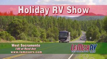 La Mesa RV of West Sacramento Holiday RV Show TV Spot, '2019 Winnebago Adventurer' - Thumbnail 5
