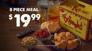 Bojangles' 8 Piece Meal TV Spot, 'Late Season Football' - Thumbnail 5